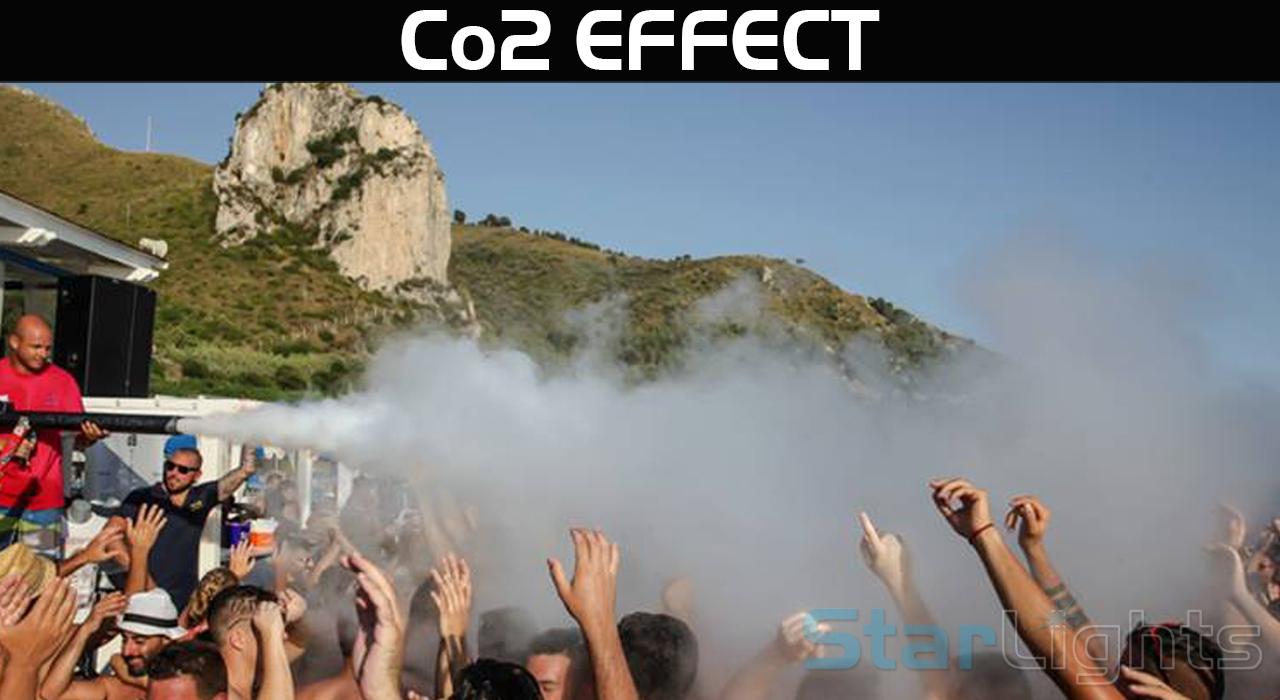 EFFETTI GEYSER CO2