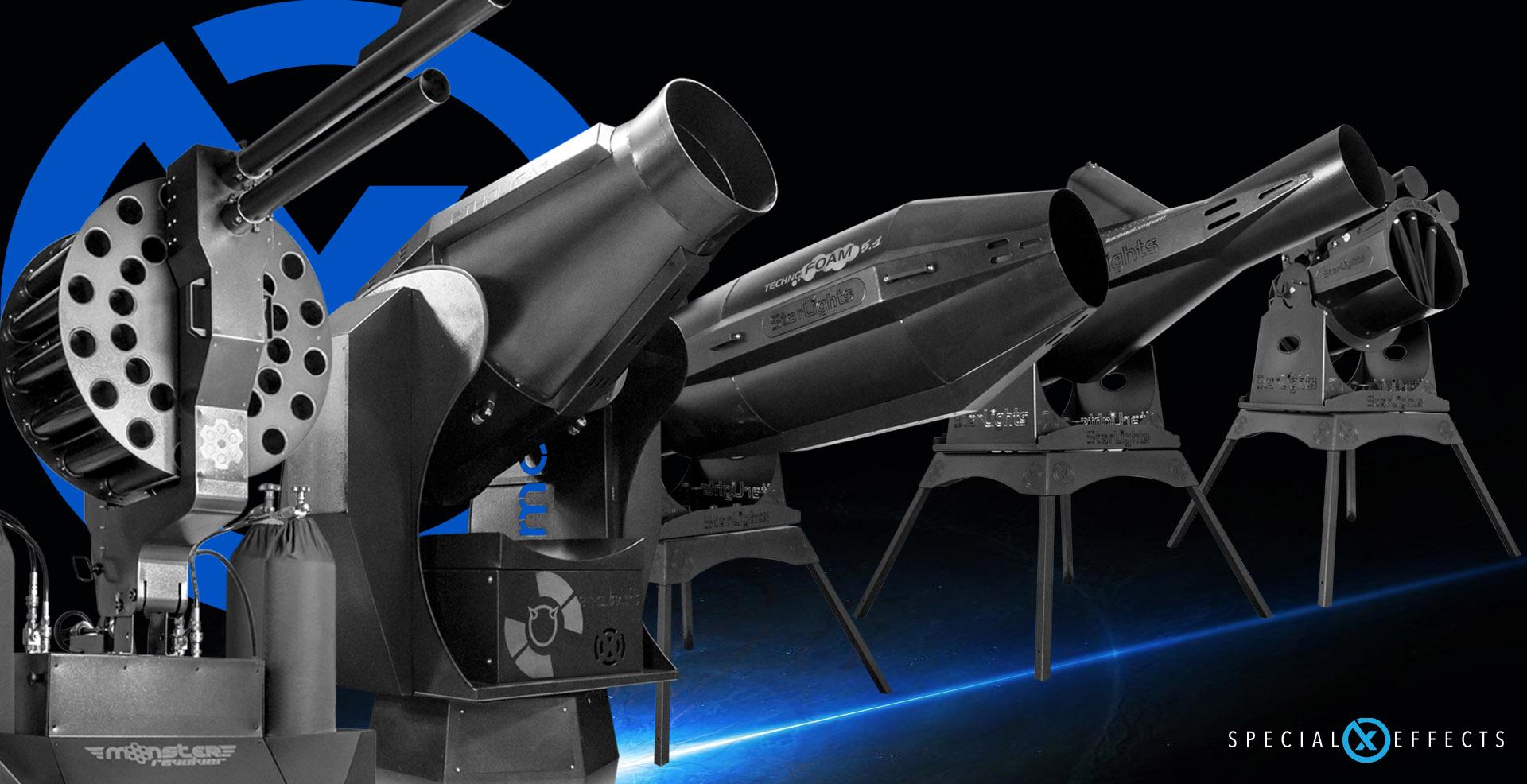 Starlights Macchine Effetti Speciali
