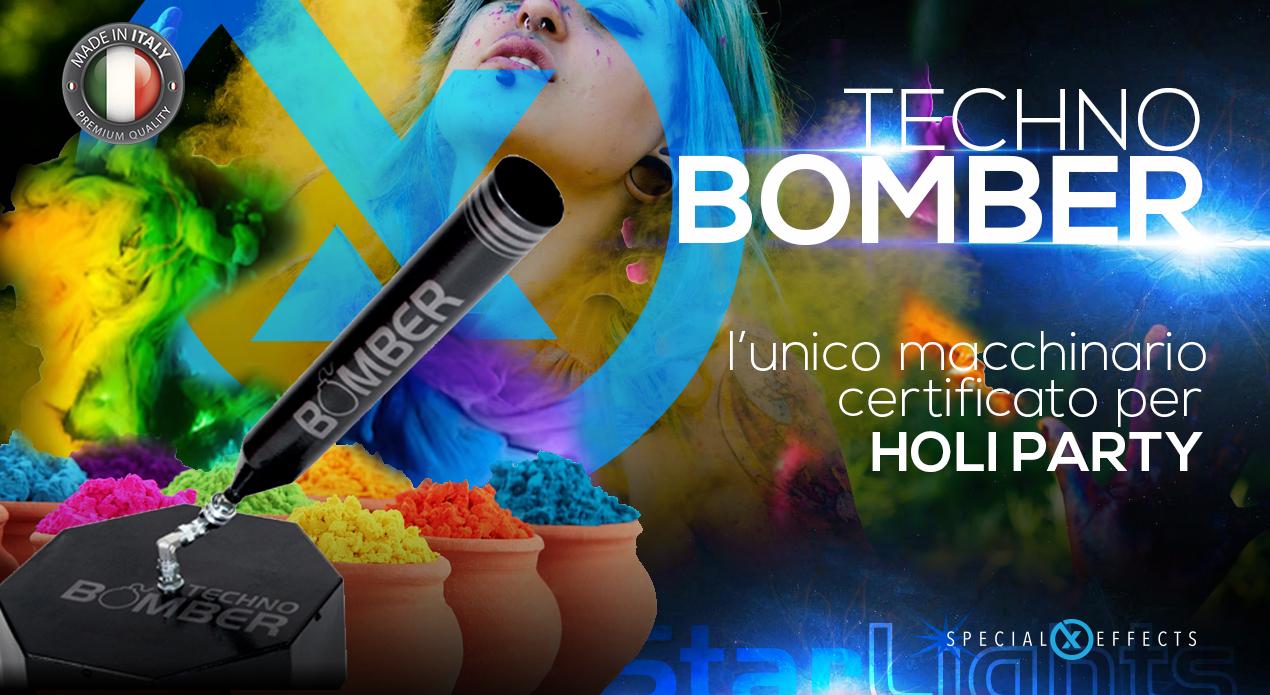 TECHNO BOMBER