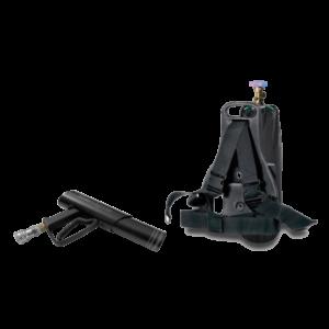 Co2 Energy Trip Pistol Completo di BackPack e High Pressure Tube