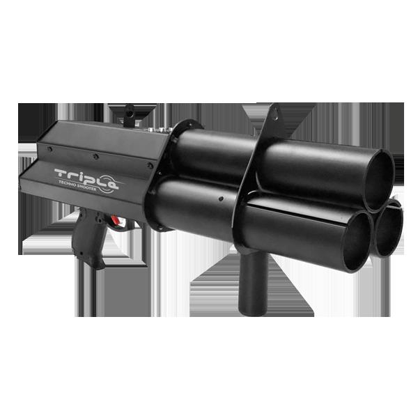 Bazooka spara coriandoli